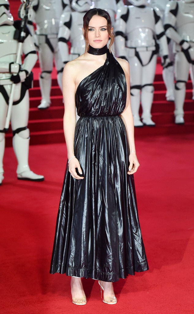 ESC: Best Dressed, Daisy Ridley