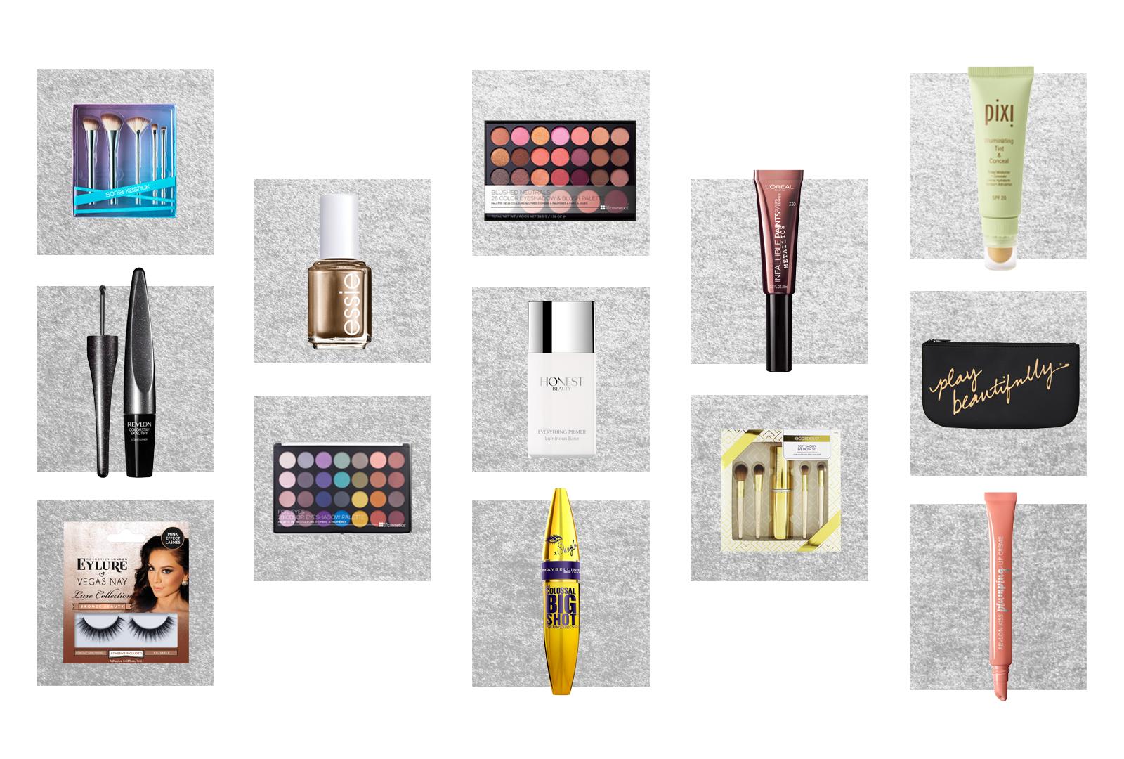 Branded: Target Makeup Bag Essentials