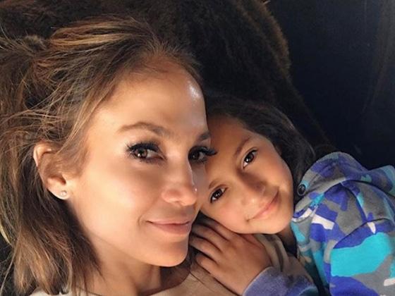La fille de Jennifer Lopez essaie de publier son premier livre... à 10 ans
