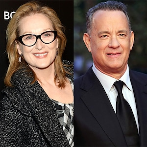 Meryl Streep, Tom Hanks