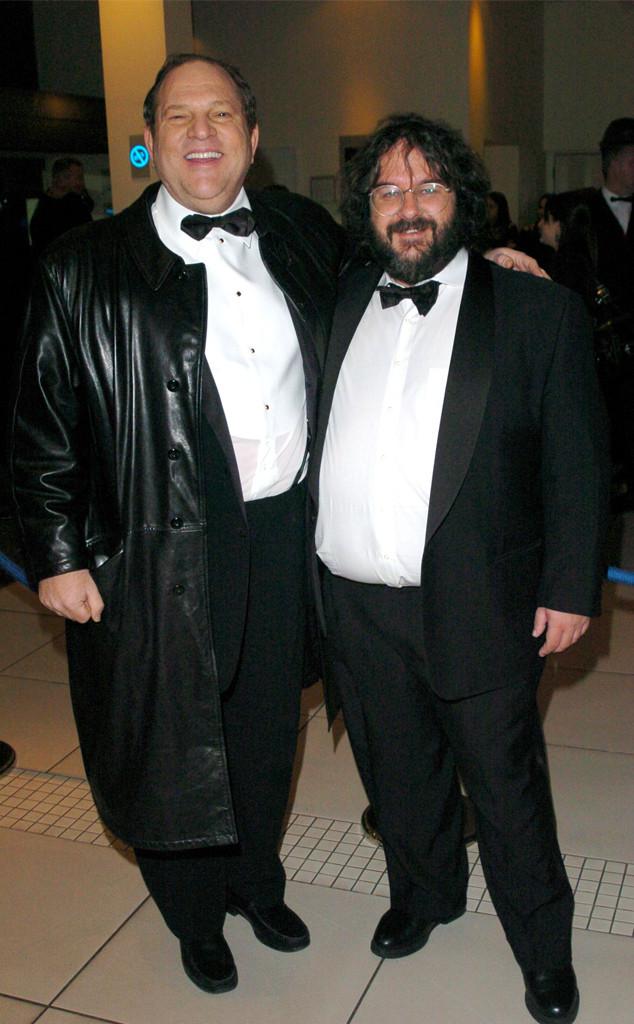 Harvey Weinstein, Peter Jackson