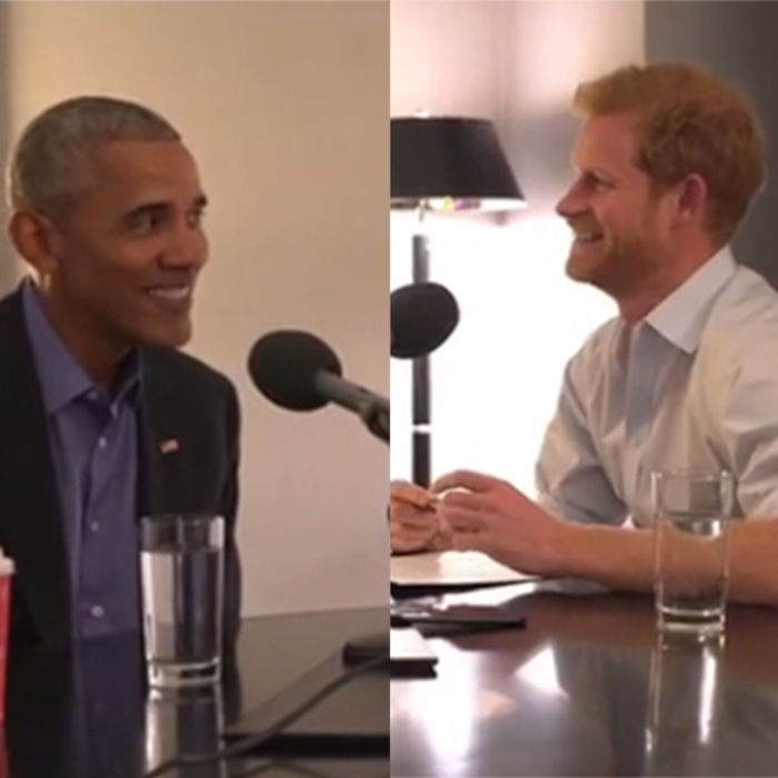Prince Harry Interviews Barack Obama: Do I Need a British Accent ...