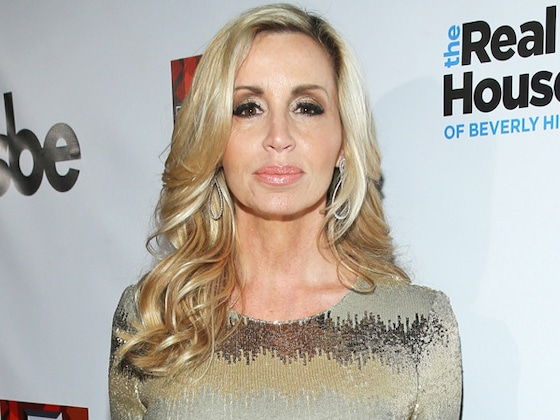 <i>Real Housewives of Beverly Hills</i>' Camille Grammer Shares Photo of Home Burned in Fire