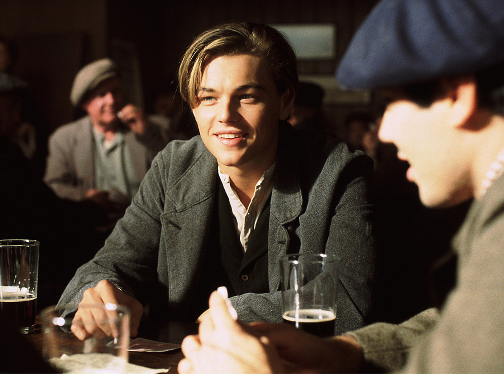 Why Leonardo DiCaprio Worried His Titanic Role Would Be Too Easy and ... f6aa97737601