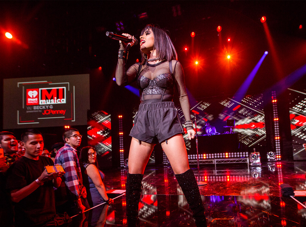 Becky G, iHeartRadio