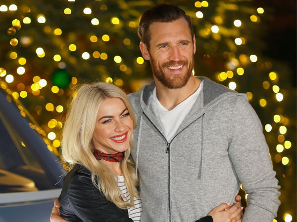 """Brooks Laich Is """"Putting Happiness"""" First Amid Julianne Hough Marriage Trouble"""