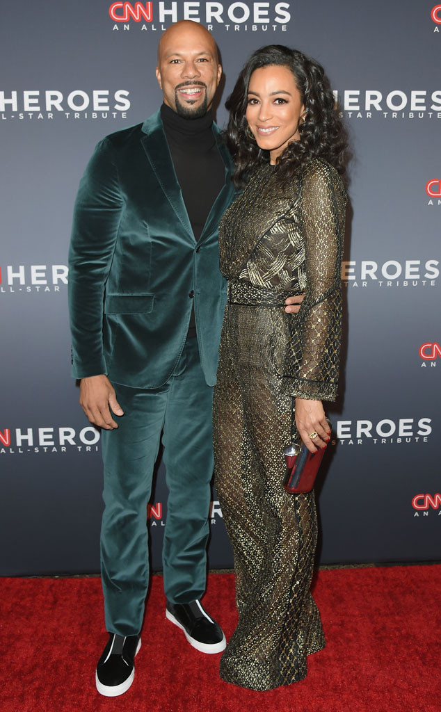 Common, Angela Rye, CNN Heroes 2017