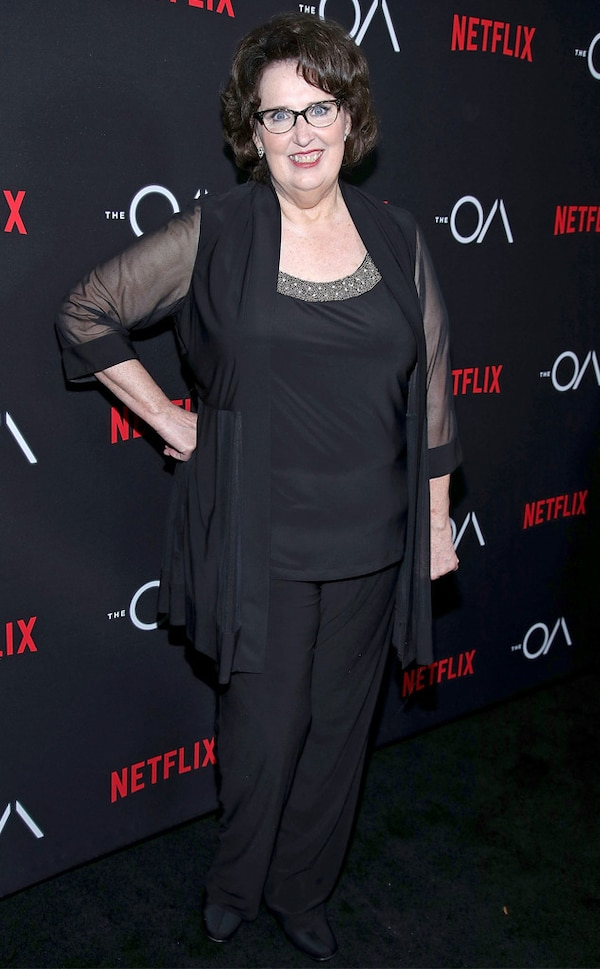 Phyllis Smith Phyllis From The Office Cast Where Are They Now E News