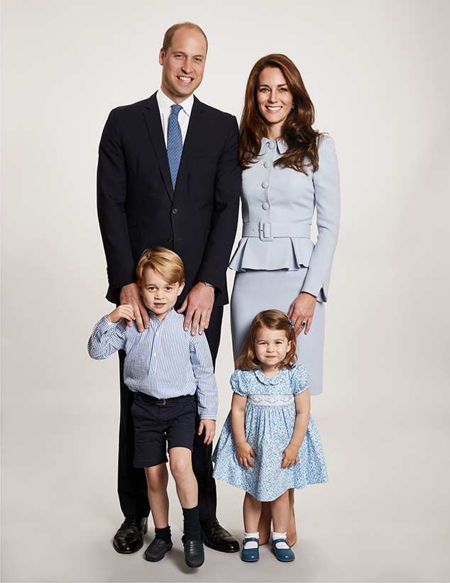Kate Middleton Gives Birth to Baby No. 3 With Prince William: It's a Boy!