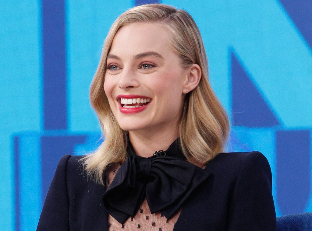 Margot Robbie to star as Barbie in new live-action movie