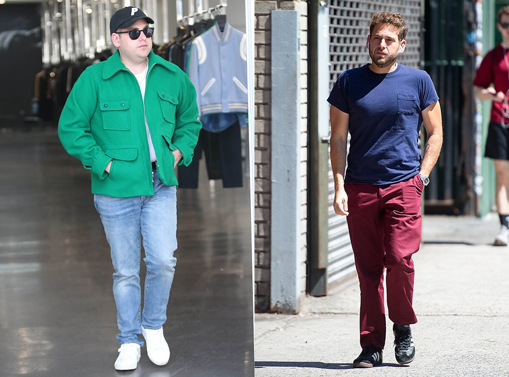 Jonah Hill, Transformations 2017