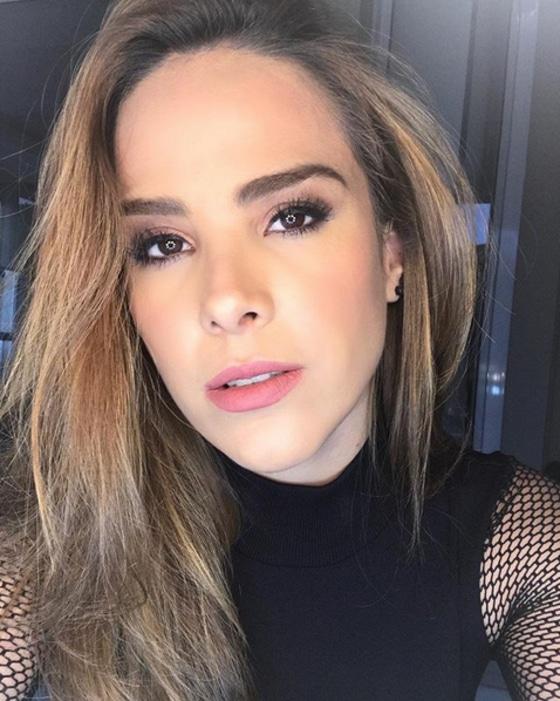 Wanessa Camargo, Instagram