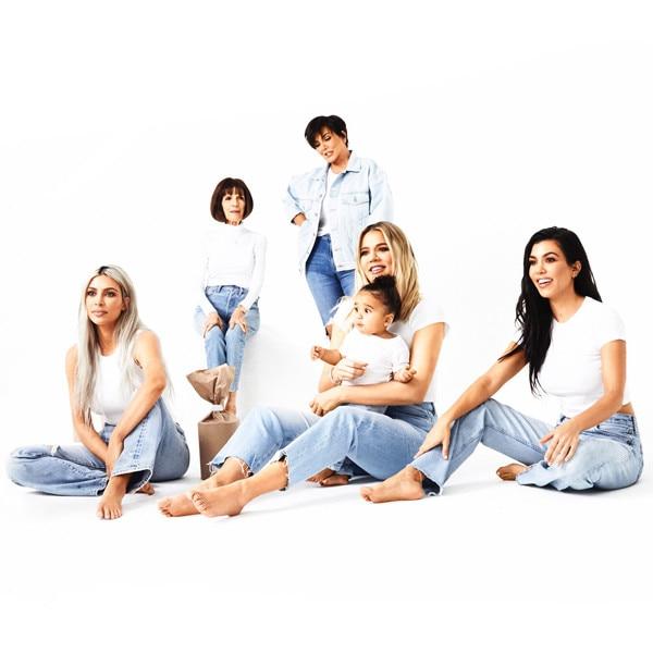 Kourtney Kardashian Says She's Over Her Sisters' Criticism