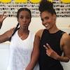 ESC: Angela Davis, Kelly Rowland