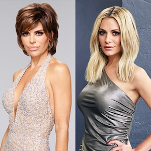 Lisa Rinna, Dorit Kemsley