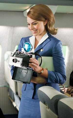 Pan Am, Margot Robbie