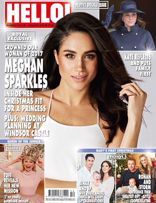 Meghan Markle, Hello Magazine