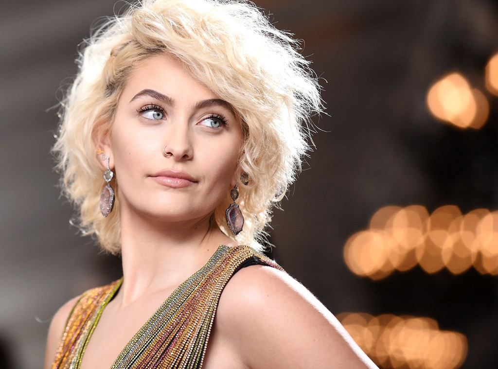 Paris Jackson Says Grandfather Joe Didn't Send That Tweet Amid Cancer Battle