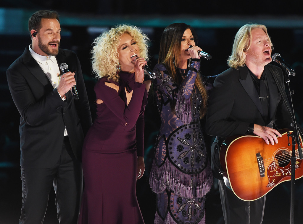 Little Big Town, 2017 Grammys, Show, Performance