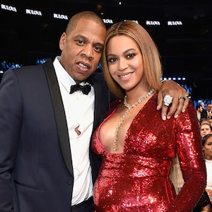Beyonce, Jay Z, 2017 Grammy Awards