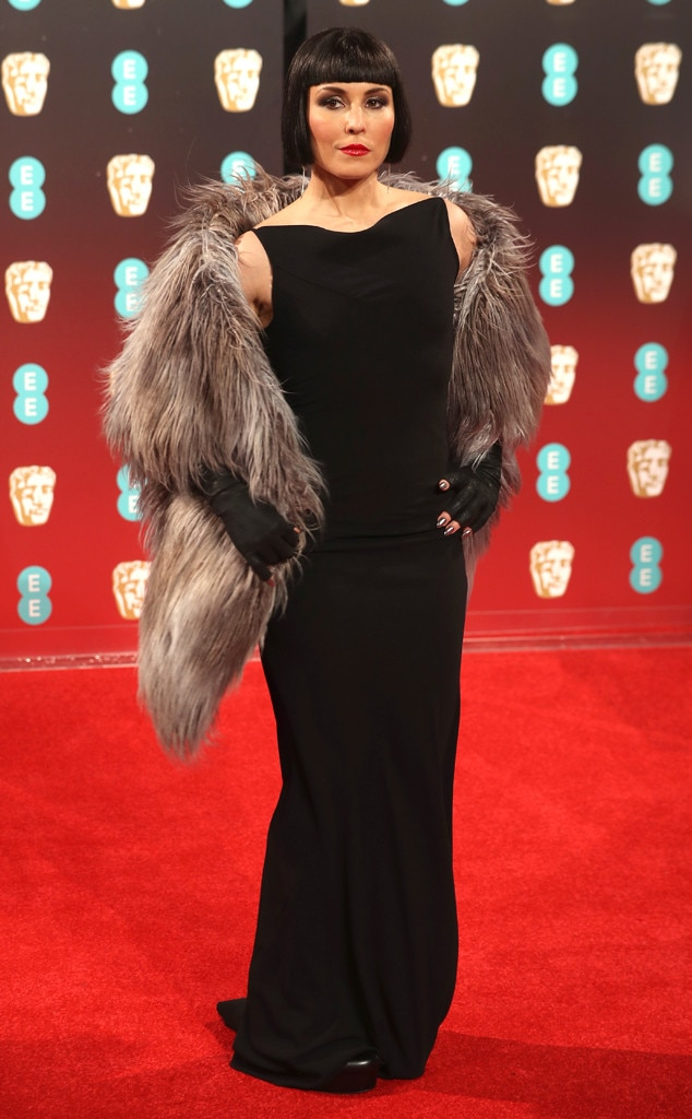 Noomi Rapace, 2017 BAFTA Awards
