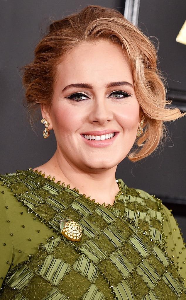 ESC: Grammy Pro Beauty, Adele