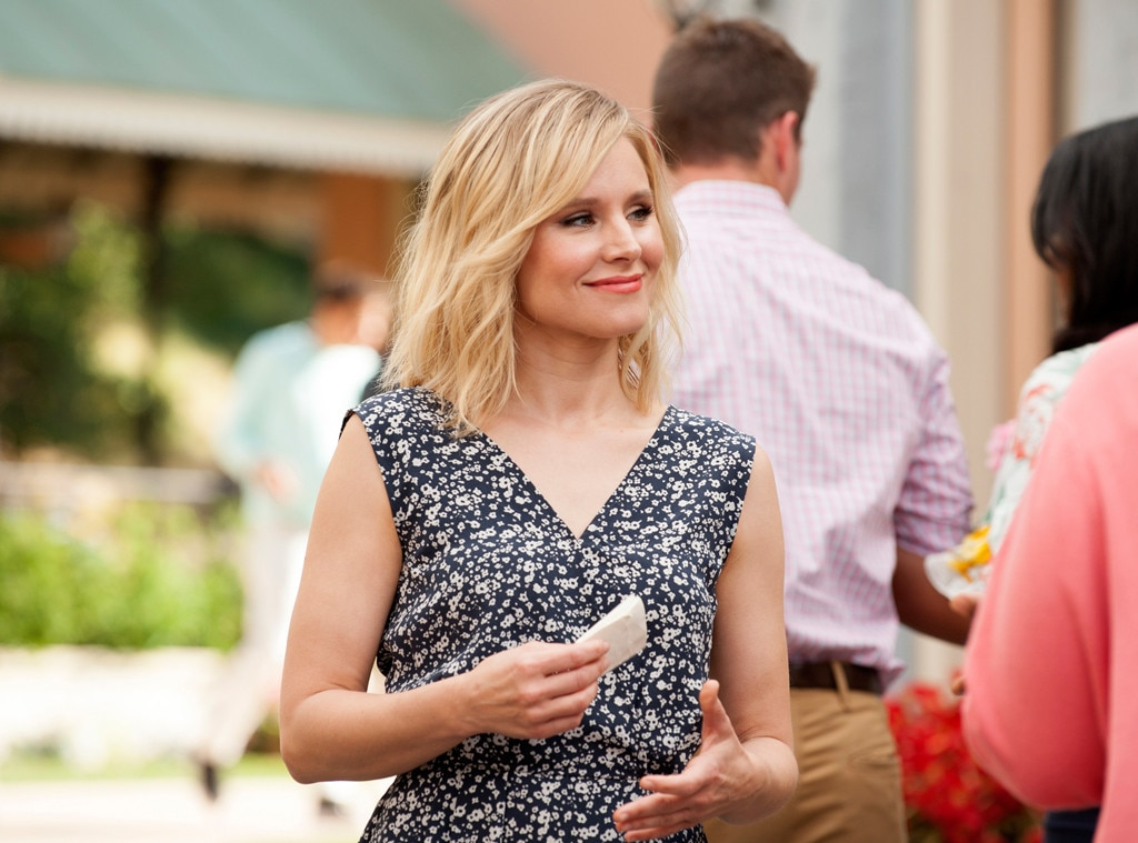 The Second Act of Kristen Bell