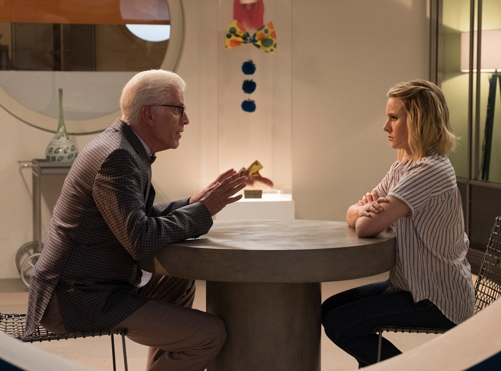 "Ted Danson,  The Good Place  -  ""It's truly an honor to be nominated, and especially nice not to be the oldest person in the category. Thanks, Larry,"" the Outstanding Lead Actor in a Comedy Series nominee shared in a statement."