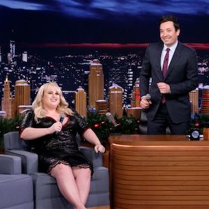 Jimmy Fallon, Rebel Wilson, The Tonight Show