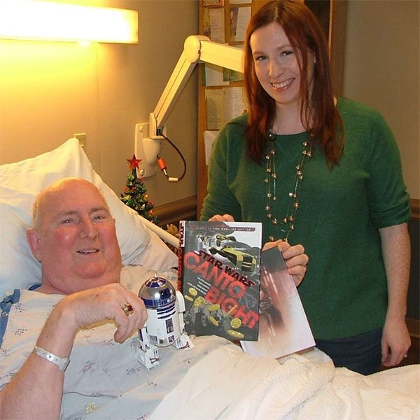 Ron Villemaire, Star Wars Fan, Daughter, Elizabeth Natalie Louise Ngo, Dying Wish
