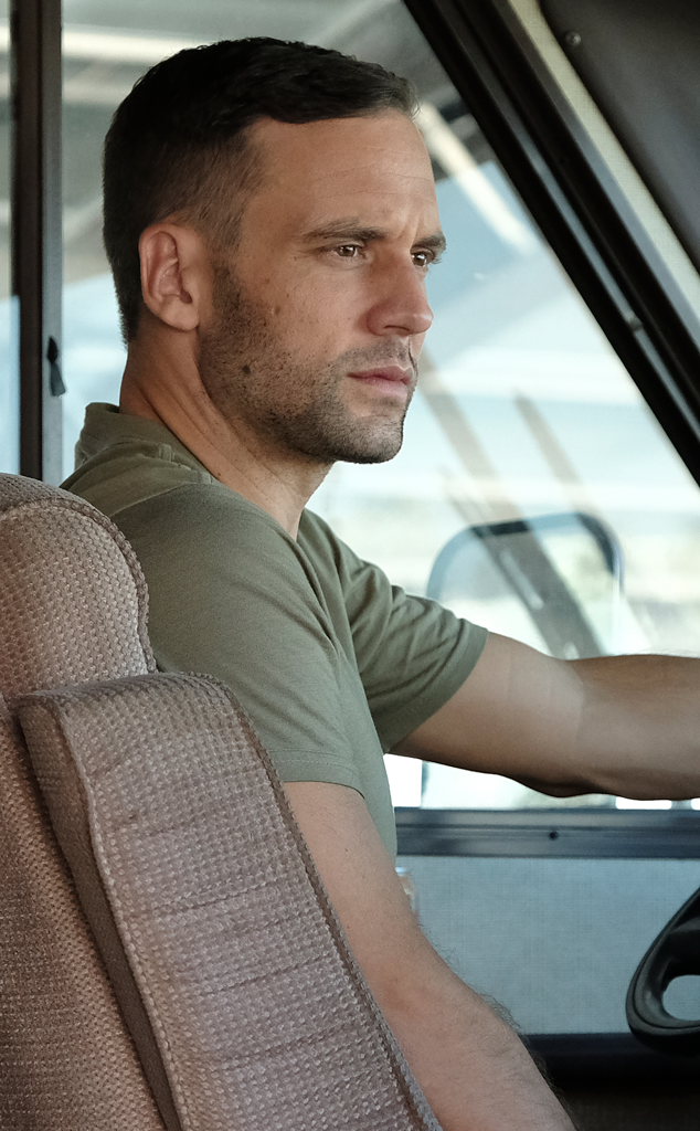 Nick Blood, Agents of S.H.I.E.L.D., Agents of SHIELD