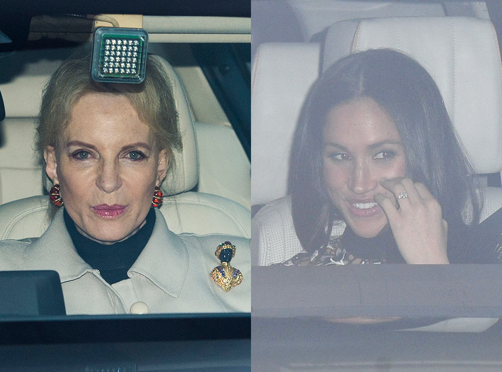 Princess Michael of Kent Apologizes for Wearing ''Racist'' Brooch to Meet Meghan Markle