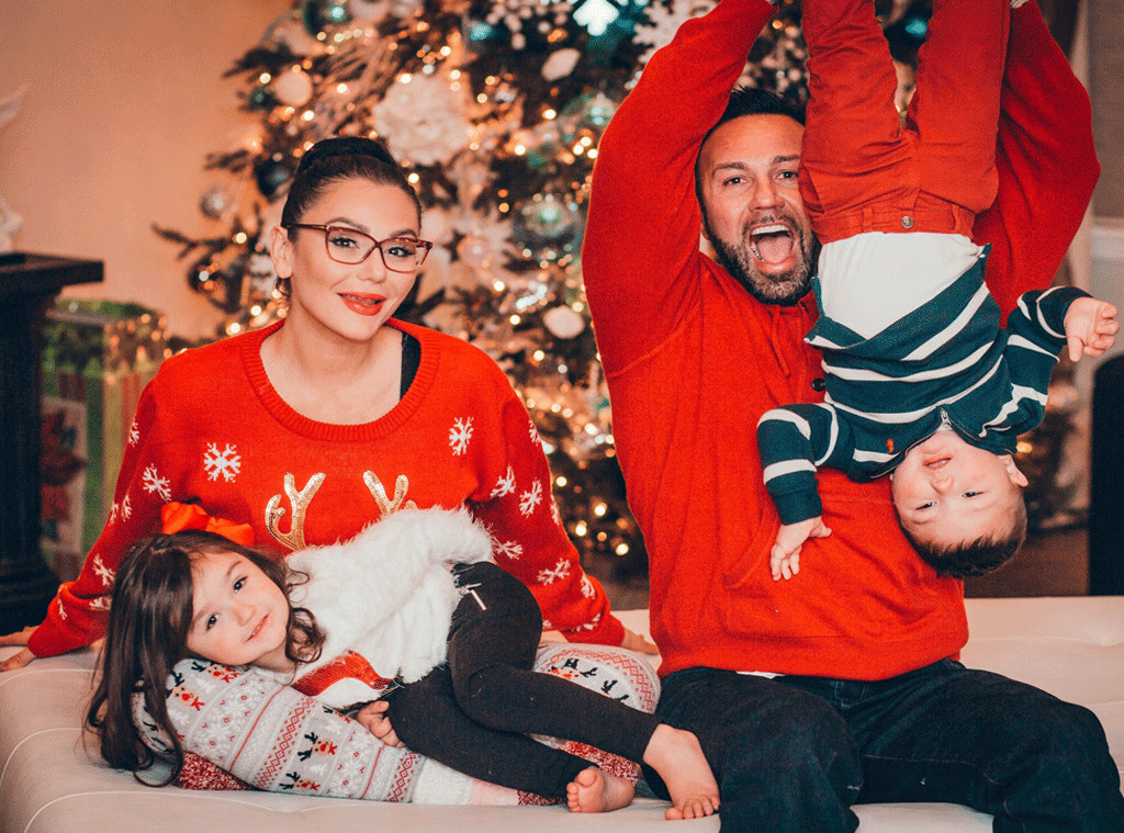 JWoww, Roger Mathews, Christmas Cards