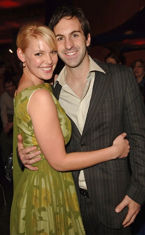 Katherine Heigl, Josh Kelley, 2005