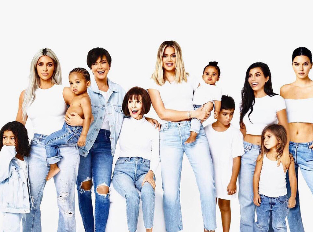 See the Christmas Card Shoot That Sparked Kim Kardashian\'s Epic ...