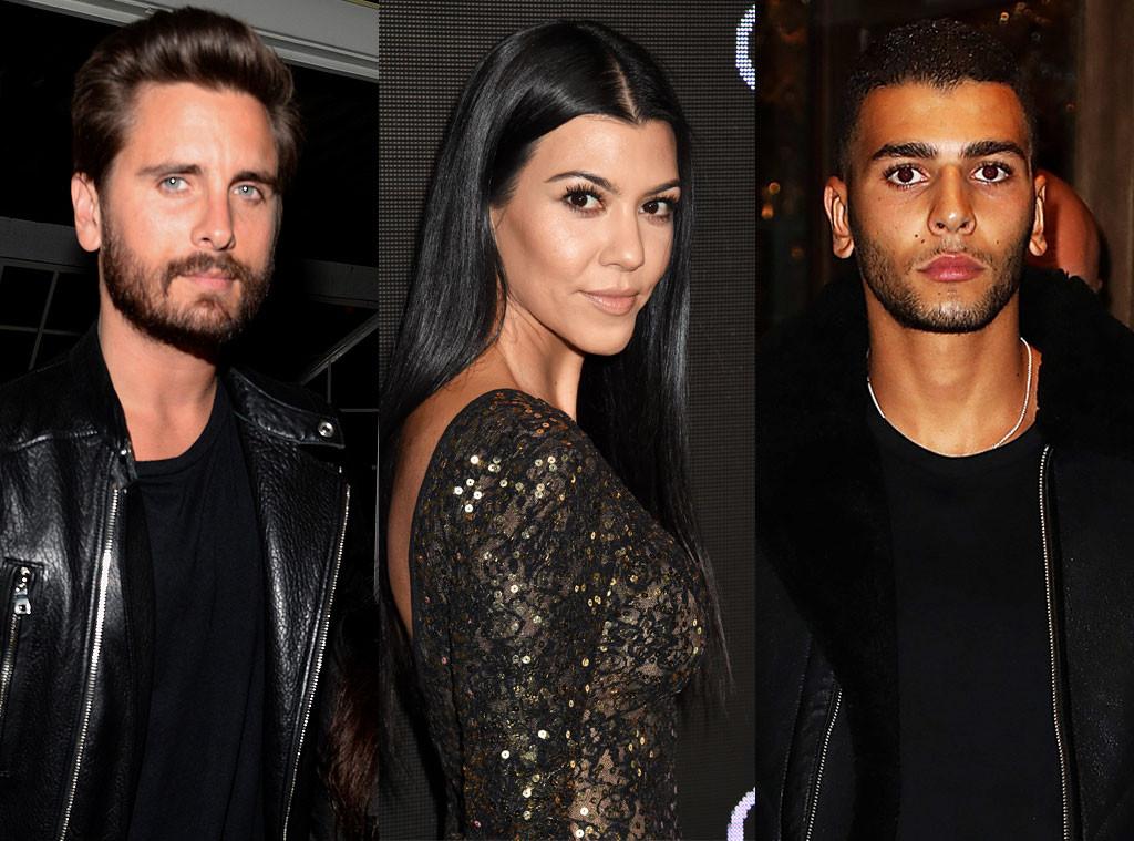 Who is kourtney kardashian dating in Perth