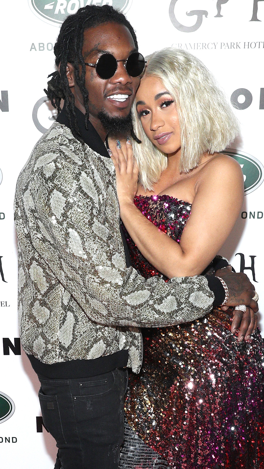 Cardi B Is Pregnant Expecting First Child With Fiance Offset