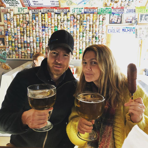 drew barrymore and ex will kopelman reunite for christmas busy weekend in french busy weekend quotes