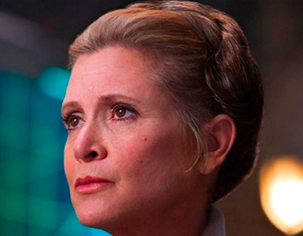 Carrie Fisher Is