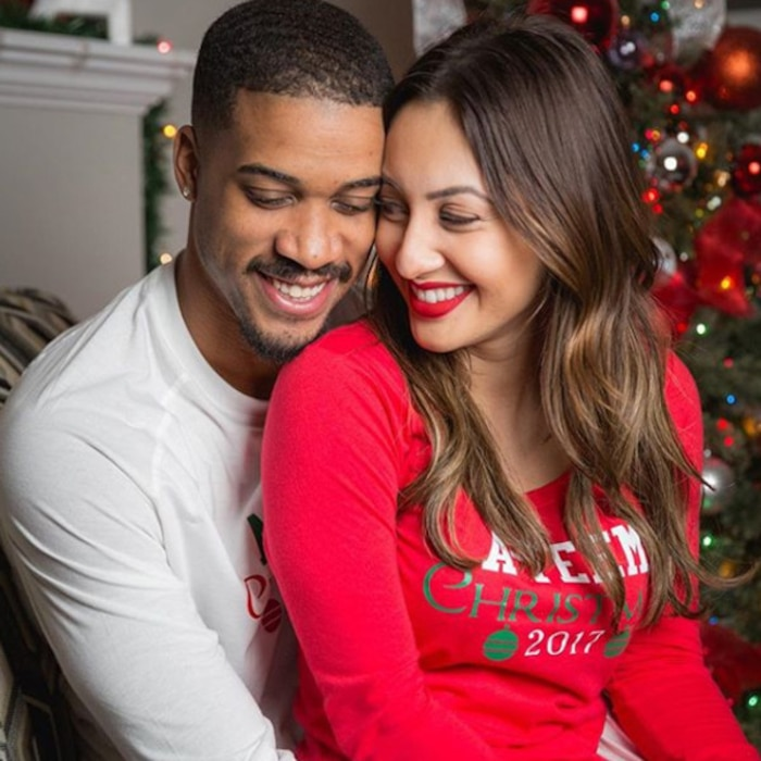francia raisa debuts new boyfriend on instagram 5 things to know about chris adkins e news