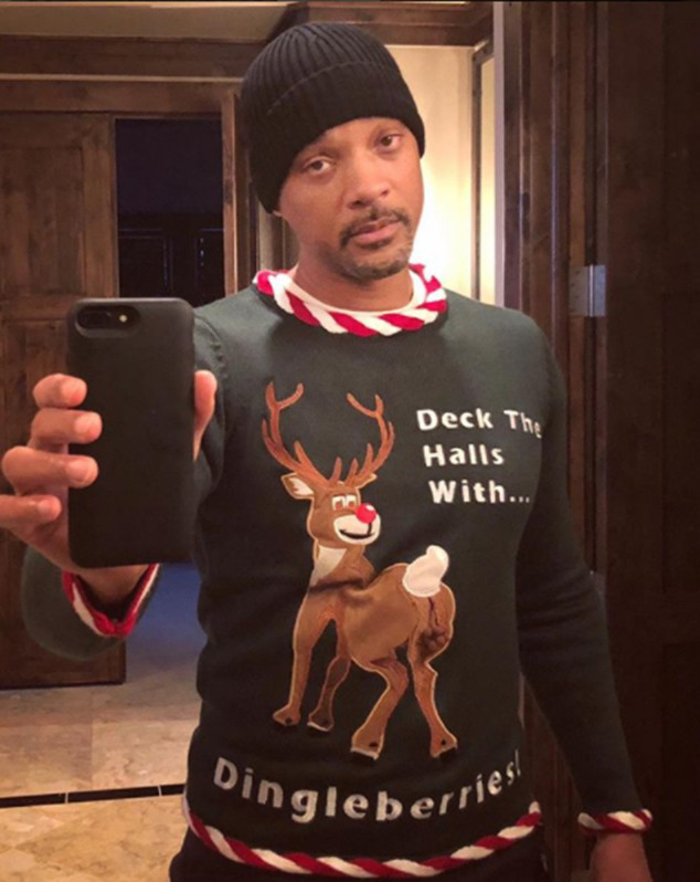 Will Smith, Christmas Sweaters