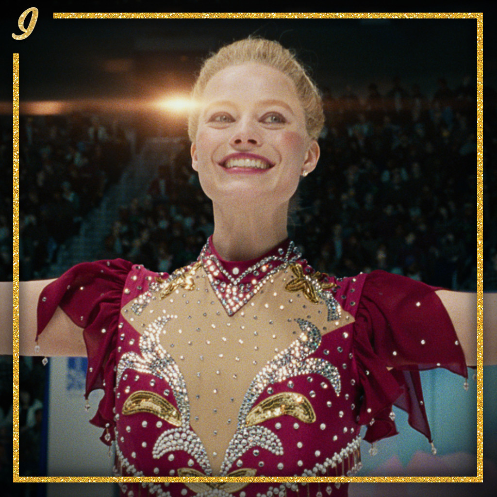 2018 Golden Globes A to Z, I I, Tonya