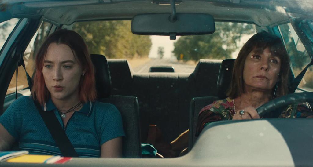 Saoirse Ronan, Laurie Metcalf, Lady Bird