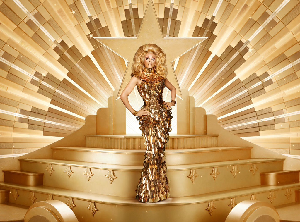 RuPaul, RuPaul's Drag Race All-Stars Season 3
