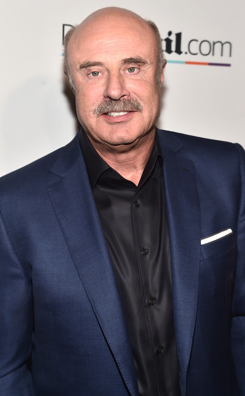Dr  Phil's Show Denies Claims That Guests Were Encouraged to