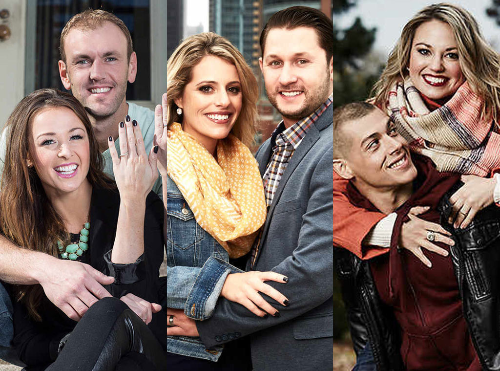 Ashley Petta, Anthony DAmico, Jamie Otis, Doug Hehner, Jason Carrion, Cortney Hendrix, Married At First Sight