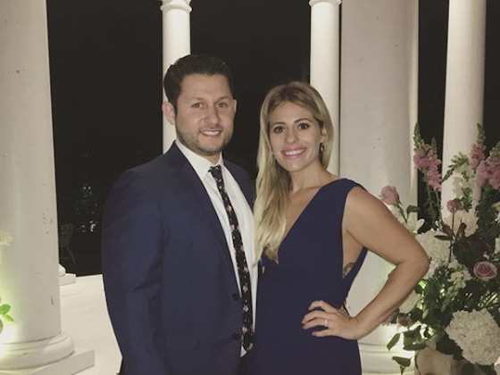 <i>Married at First Sight</i>'s Ashley Petta and Anthony D'Amico Welcome Baby Girl