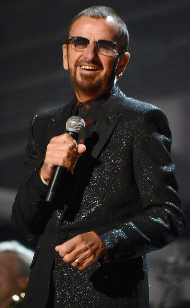 Ringo Starr and Barry Gibb Receive Knighthoods in Queen's ...