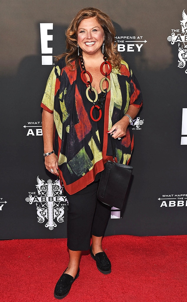 Abby lee brazil out and in philadelphia
