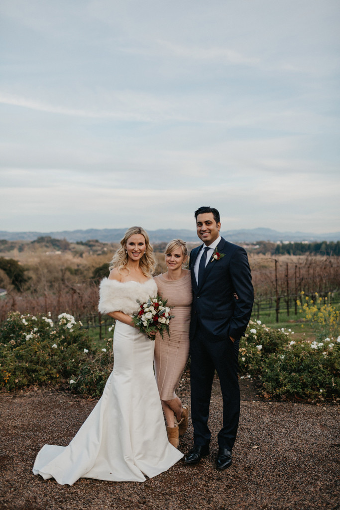 Anna Faris, Sim Sarna, Amy, Wedding